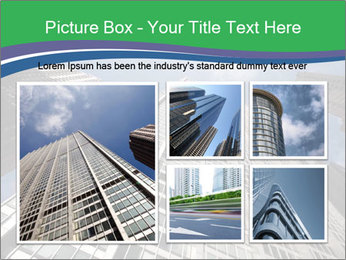 New York City in skyscrapers PowerPoint Template - Slide 19