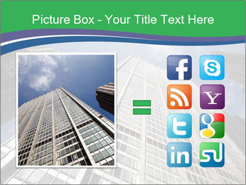 New York City in skyscrapers PowerPoint Template - Slide 21
