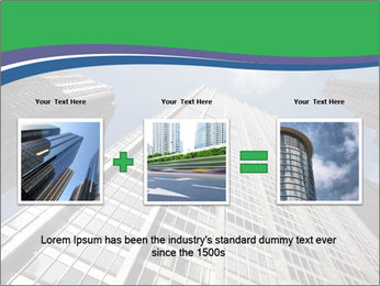 New York City in skyscrapers PowerPoint Template - Slide 22