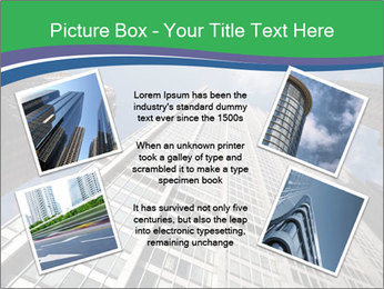 New York City in skyscrapers PowerPoint Template - Slide 24