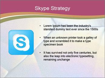 Ascorbic acid in polarized light PowerPoint Template - Slide 8