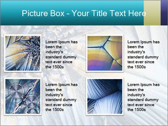 Microphoto PowerPoint Template - Slide 14