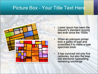 Microphoto PowerPoint Template - Slide 20