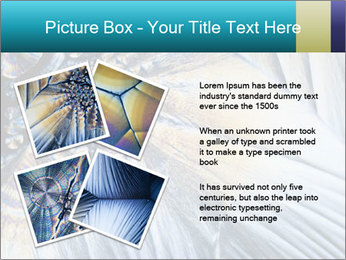 Microphoto PowerPoint Template - Slide 23