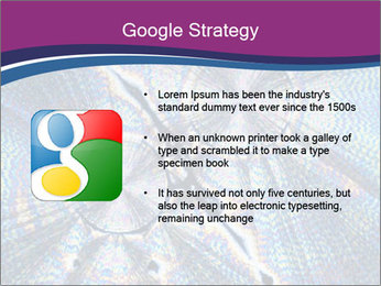 Microcrystals PowerPoint Template - Slide 10