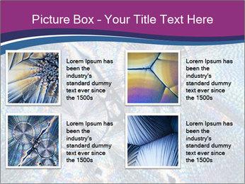 Microcrystals PowerPoint Template - Slide 14