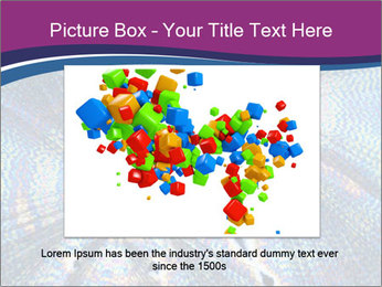 Microcrystals PowerPoint Templates - Slide 16