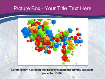 Microcrystals PowerPoint Template - Slide 16