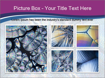 Microcrystals PowerPoint Template - Slide 19