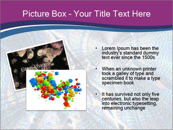 Microcrystals PowerPoint Templates - Slide 20