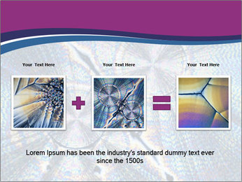 Microcrystals PowerPoint Templates - Slide 22