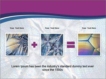 Microcrystals PowerPoint Template - Slide 22