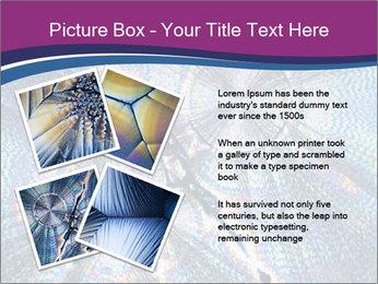 Microcrystals PowerPoint Template - Slide 23