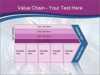 Microcrystals PowerPoint Template - Slide 27