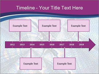 Microcrystals PowerPoint Template - Slide 28