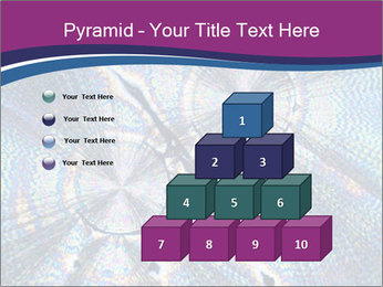 Microcrystals PowerPoint Template - Slide 31