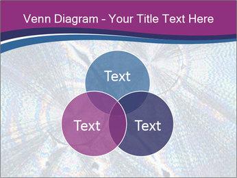 Microcrystals PowerPoint Template - Slide 33