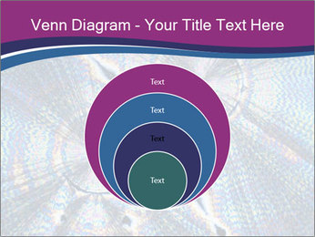 Microcrystals PowerPoint Template - Slide 34
