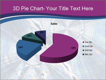 Microcrystals PowerPoint Template - Slide 35