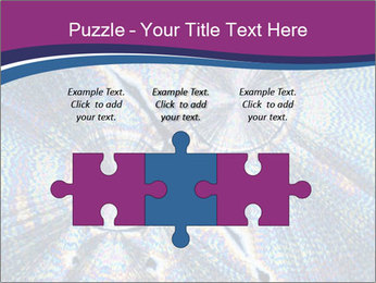 Microcrystals PowerPoint Templates - Slide 42