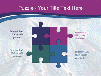 Microcrystals PowerPoint Templates - Slide 43