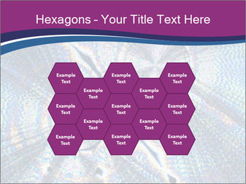 Microcrystals PowerPoint Template - Slide 44