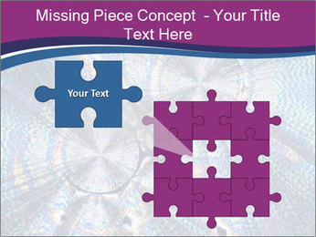 Microcrystals PowerPoint Templates - Slide 45