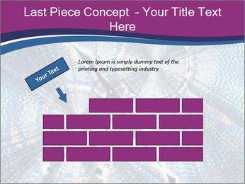 Microcrystals PowerPoint Template - Slide 46
