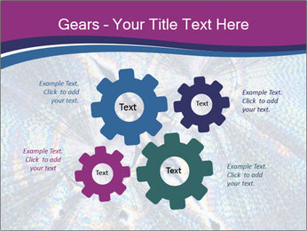 Microcrystals PowerPoint Templates - Slide 47