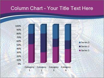 Microcrystals PowerPoint Template - Slide 50