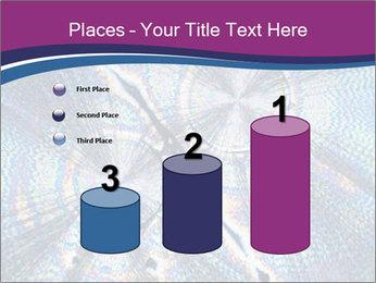 Microcrystals PowerPoint Template - Slide 65