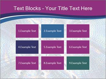 Microcrystals PowerPoint Template - Slide 68