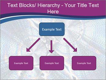 Microcrystals PowerPoint Template - Slide 69