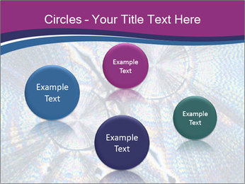 Microcrystals PowerPoint Template - Slide 77