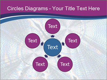 Microcrystals PowerPoint Template - Slide 78
