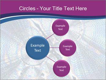 Microcrystals PowerPoint Template - Slide 79