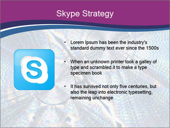 Microcrystals PowerPoint Templates - Slide 8