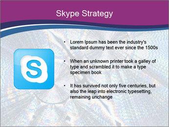Microcrystals PowerPoint Template - Slide 8