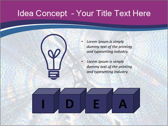Microcrystals PowerPoint Templates - Slide 80