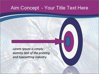 Microcrystals PowerPoint Template - Slide 83