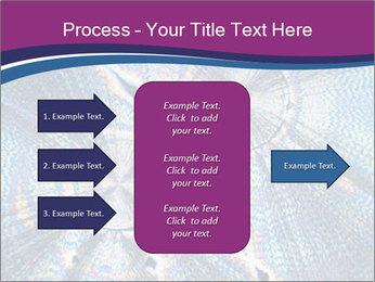 Microcrystals PowerPoint Template - Slide 85