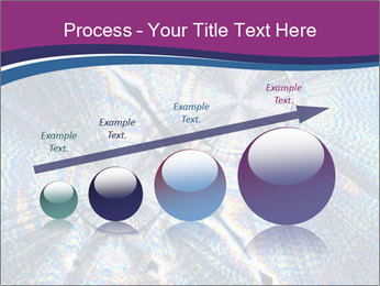 Microcrystals PowerPoint Template - Slide 87