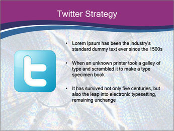 Microcrystals PowerPoint Templates - Slide 9