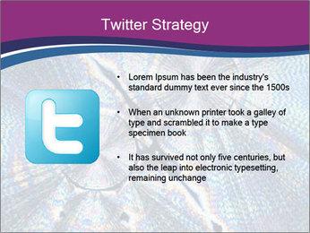 Microcrystals PowerPoint Template - Slide 9