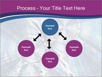 Microcrystals PowerPoint Template - Slide 91