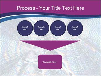 Microcrystals PowerPoint Template - Slide 93