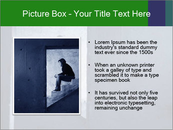 Loneliness PowerPoint Template - Slide 13