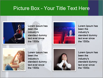 Loneliness PowerPoint Template - Slide 14