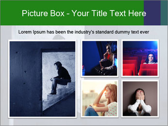 Loneliness PowerPoint Template - Slide 19