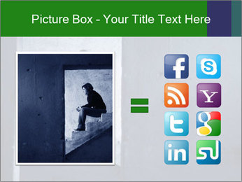 Loneliness PowerPoint Template - Slide 21